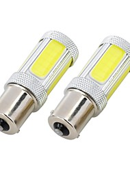 cheap -Marsing High Power 25W 1156 5-COB 2300LM 6500K Cool White LED Car Brake/Reverse Light - (12V / 2 PCS)