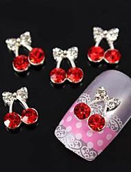 10 Nakit za nokte Ostale dekoracije Voće Cvijet Sažetak Klasik Crtići Lijep Vjenčanje Punk Dnevno Voće Cvijet Sažetak Klasik Crtići Lijep