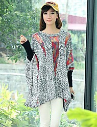 cheap -Women's Autumn And winter Genuine Fleece Hollow Sweater