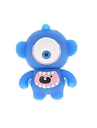 cheap -ZP Big Eye Cartoon Character USB Flash Drive 8GB