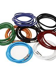 baratos -anel personalizado pulseiras de couro dupla