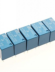 Недорогие -мощность реле постоянного тока 05V 4100 с.н.с.-05vdc-SL (5шт)