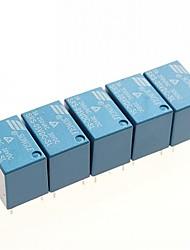 baratos -relé de potência dc 05V 4100 srs-05vdc-sl (5pcs)