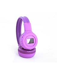 Zealot®  N65C Colourful Multifunction TF Card & FM Stereo Headphones