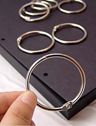 DIY Album Accessories Metal Rings Set(3 PCS)