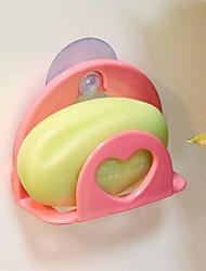 cheap -Bathroom Gadget Multi-function Eco-friendly Novelty Cute Plastic 1 pc - Bathroom Bath Organization Wall Mounted