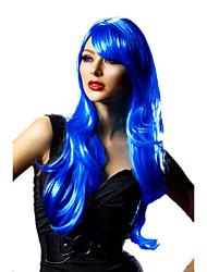 billige -Karneval Cosplay Parykker Maskerade Dame Halloween Karneval Festival / Højtider Udklædning Ensfarvet