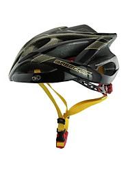Недорогие -Basecamp Универсальные Велоспорт шлем 28 Вентиляционные клапаны Велоспорт Велосипедный спорт Горные велосипеды Шоссейные велосипедыL: