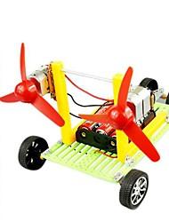 Недорогие -поделки сила ветра двухдвигательном автомобиль игрушки новизны