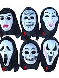 Terrorist Devil Halloween Mask Head