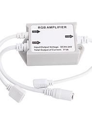 baratos -rgb led amplificador para 5050 rgb smd conduziu a luz de tira (dc 5-24v)