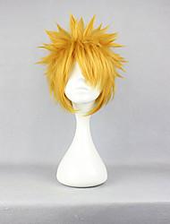 billige -Cosplay Parykker Død Yachiru Kusajishi Anime Cosplay Parykker 12 inch Varmeresistent Fiber Dame Halloween Parykker