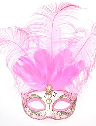 cheap -Carnival Mask Women's Halloween Carnival Festival / Holiday Halloween Costumes Print