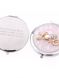 Personalized  LOVE Cosmetic  Mirror Valentine's Day Gifts Friends Gifts