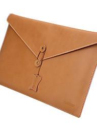 billige -taikesen Apple MacBook Air 13 tommer læder blødt cover taske