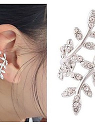 Women's Ear Cuffs Love Bridal Costume Jewelry Cute Style European Alloy Flower Jewelry For Wedding Party Casual