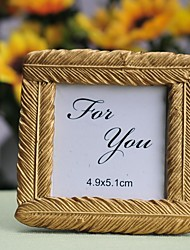 cheap -Resin Photo Frames Gold The Wedding Store Classic Theme Wedding & Party