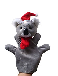Christmas Koala Bear Large-sized Hand Puppets Toys