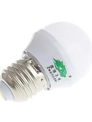 preiswerte -3 W 280-300 lm E26 / E27 LED Kugelbirnen G45 8 LED-Perlen SMD 2835 Dekorativ Warmes Weiß 220-240 V / # / # / ASTM / FCC / FCC