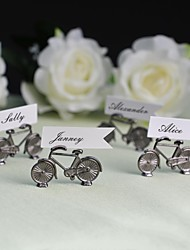 Zinc Alloy Place Card Holders 4 Standing Style Gift Bag Wedding Reception