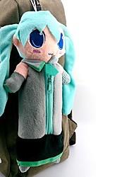 Borsa Ispirato da Vocaloid Hatsune Miku Anime/Videogiochi Accessori Cosplay Borsa Blu Pile Uomo / Donna