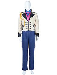 billige -Eventyr Cosplay Kostumer Film Cosplay Frakke Trøje Bukser Slips Halloween Nytår Uniform Klæde