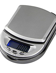 cheap -Mini Pocket Jewelry Scale Electronic Scale  500g/0.1g,Plastic 10X7X2.5CM