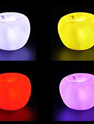 cheap -7 Colour Apple LED Night Light High Quality Night Light