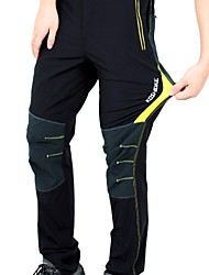cheap -KORAMAN Cycling Pants Men's Bike Pants / Trousers Bottoms Bike Wear Quick Dry Dust Proof Breathable Limits Bacteria Reflective