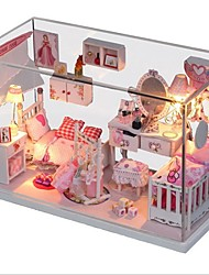 cheap -DIY Dreamful Princess Cabin with Sound Controlled Lights