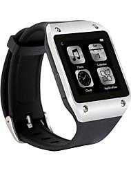 EUA talos SmartWatch wearable, câmera de controle de mensagens media / chamadas em modo mãos-livres / pedômetro para android