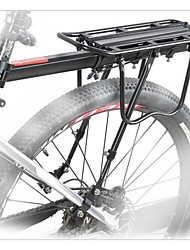 cheap -Bike Cargo Rack Adjustable Mountain Bike / MTB / Road Bike Aluminium Alloy Black
