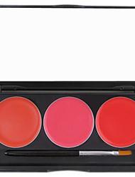 cheap -Gel Lip Gloss Wet / Shimmer Coloured gloss / Moisture Makeup Cosmetic Grooming Supplies