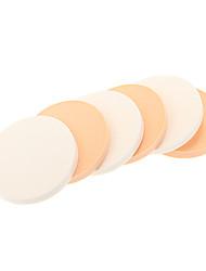 6pcs kleinen trockenen und nassen Verwendung makeup puff