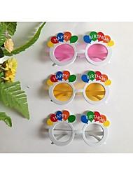 Недорогие -форма шар очки для партии / вентиляторов (случайный цвет)