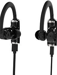 cheap -ROMAN S530 Headphones (Earhook)ForMedia Player/Tablet / Mobile PhoneWithWith Microphone / Sports