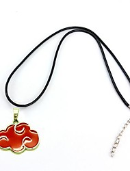 cheap -Jewelry Inspired by Naruto Cosplay Anime Cosplay Accessories Necklaces Alloy Men's Hot