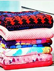 Недорогие -Матрас Кровати Одеяла текстильный Животные Одеяла Компактность