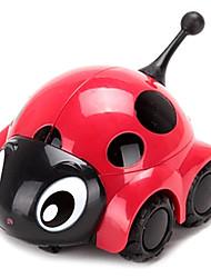 Недорогие -lungcheong 10405 RC автомобилей дистанционного управления леди жук игрушечный автомобиль со звуком