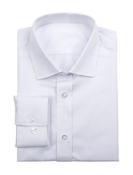 Недорогие -Рубашка с длинным рукавом из белого хлопка