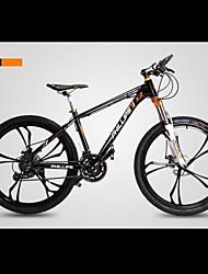cheap -Mountain Bike Cycling 27 Speed 26 Inch/700CC SHIMANO M370 Oil Disc Brake Springer Fork Monocoque Ordinary/Standard Aluminium Alloy