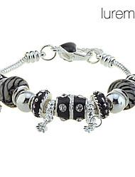 Недорогие -lureme®bohemian мульти- бисер браслет подключен (ассорти цветов) ювелирные изделия