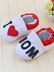 cheap -Boys' / Girls' Shoes Fabric Spring & Summer Flats for White