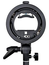 GODOX® S Type Speedlite Bracket S-EC with Elinchrom Mount for Speedlite Flash Softbox Snoot