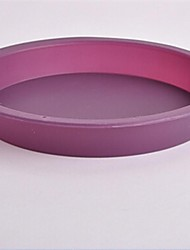 Circular Shape Cake Chocolate Molds,Silicone 22.5×3.5×2 CM(8.9×1.4×0.8 INCH)