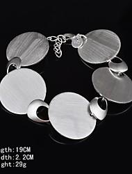 модный браслет из стерлингового серебра женский классический женский стиль
