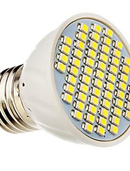 billige -360lm E26 / E27 LED-spotlys 60 LED Perler SMD 3528 Dekorativ Varm hvid Kold hvid 24V 12V