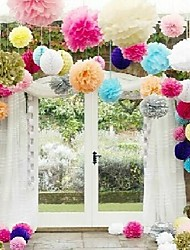 cheap -Wedding Party Mixed Material Wedding Decorations Classic Theme Spring / Summer / Fall
