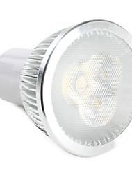 cheap -310 lm GU10 LED Spotlight 3 leds High Power LED Warm White Natural White AC 220-240V
