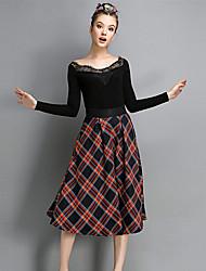 povoljno -Žene Classic & Timeless Haljina - Classic Style, Više boja